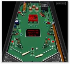 pin ball online