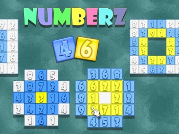 Numberz Addition Math Game