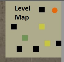 ball drop level map