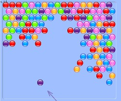 Bubble Breaker Game