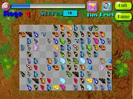 butterfly online game