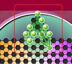 Online Chinese Checkers - Free Brain Game