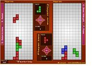 Tetris Two Player
