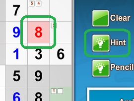 Free Daily Sudoku Online Game