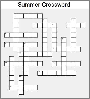 Easy Printable Crossword Puzzles Free,Buckwheat Plant
