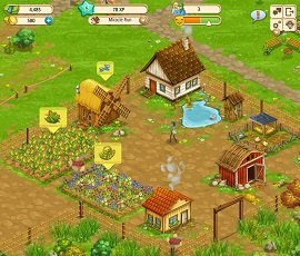 My farm in Goodgame Big Farm