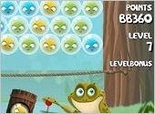 free bubble shooter