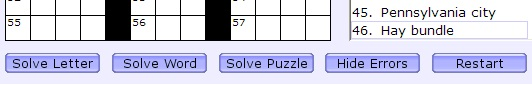 free daily crossword puzzle