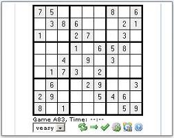 Web Sudoku  Billions of Free Sudoku Puzzles to Play Online