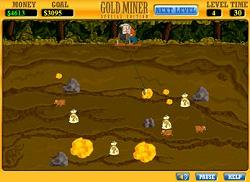 Gold miner special edition download on games4win.