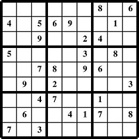 photograph regarding Difficult Sudoku Printable named 100 Absolutely free Printable Sudoku Puzzles