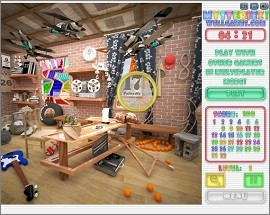 hidden object game online