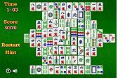 Single-Level Mahjongg
