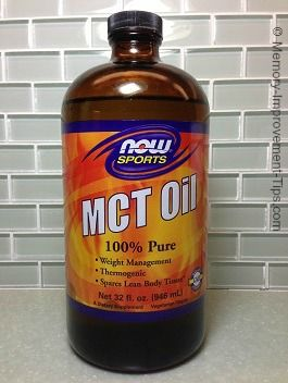 medium chain triglyceride oil