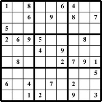 graphic relating to Printable Sudoku 4 Per Page referred to as 100 Free of charge Printable Sudoku Puzzles