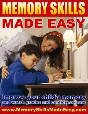 Memory Skills Made Easy - Children's Edition