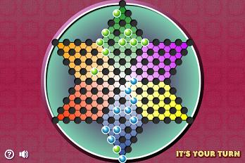 Online Chinese Checkers