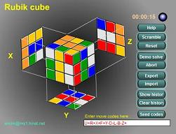 free rubiks cube games online