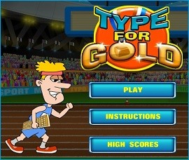 Online Typing Game
