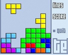 play free tetris game online