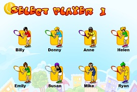 Select your player