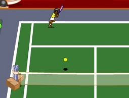 Play tennis online