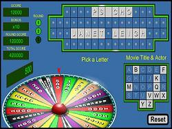 play wheel of fortune online - free brain game, Powerpoint templates