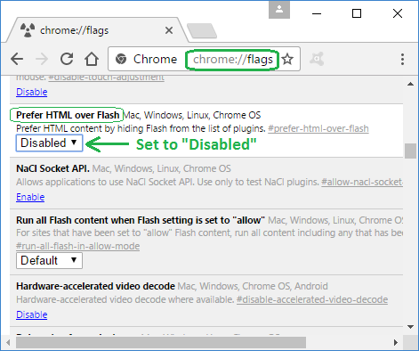 How to Run Flash Games in Google Chrome