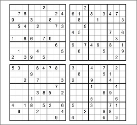photograph relating to Medium Sudoku Printable called Totally free Sudoku Game titles - Participate in Sudoku Absolutely free On the internet