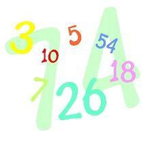 Remembering numbers