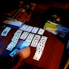 Solitaire Play