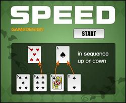 Speed Cards - Free Concentration Game