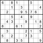 Printable Sudoku puzzle pages