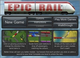 Train Games - Play Now. No Registration