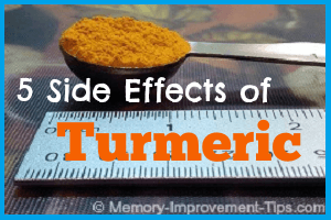 Turmeric Side Effects