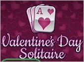 valentine solitaire game