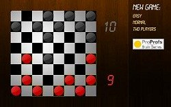 Checkers Online Game - Free Brain Game