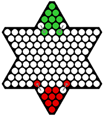 Chinese Checkers strategy