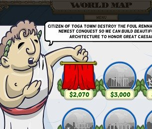 Demolition City - Toga Town