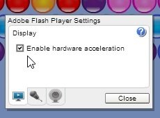 hardware acceleration