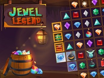 Free Bejeweled Game