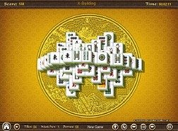 Free Mahjong Solitaire Game