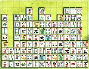 Freeware Mahjnog - Cool Mahjong Chain Game
