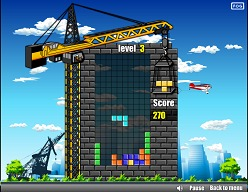 Droptris - Good Tetris Game