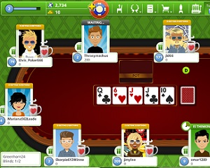 online games poker multiplayer