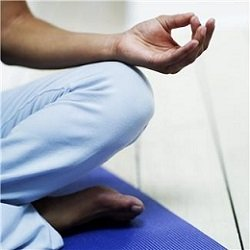 meditation finger position