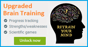 upgraded brain training