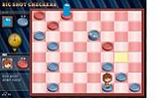 Big Shot On-Line Checkers