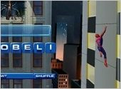 spiderman flash game